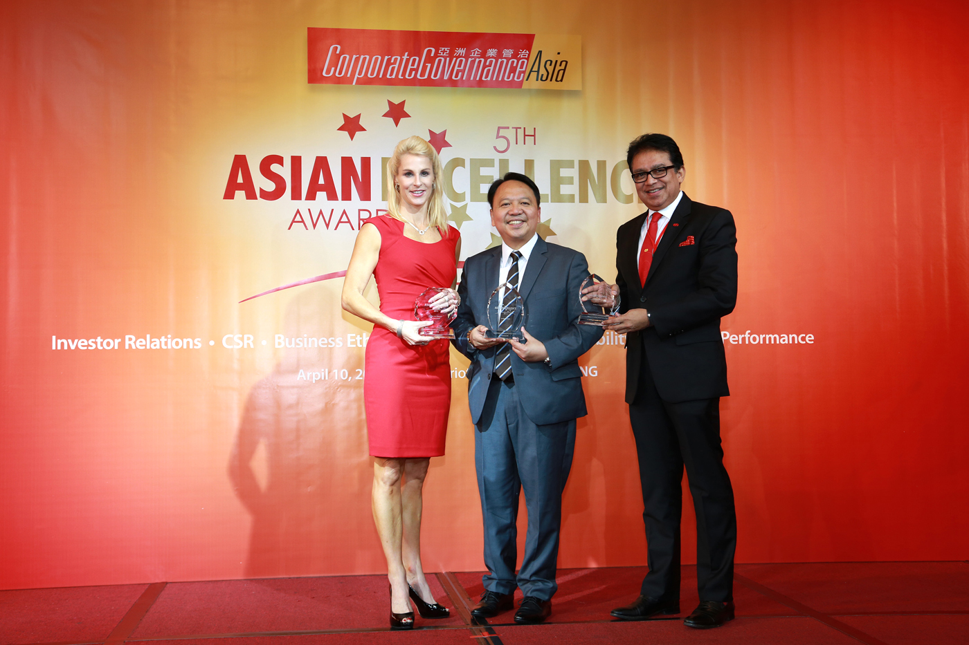 AmBank Group Receives Triple Recognition at Corporate