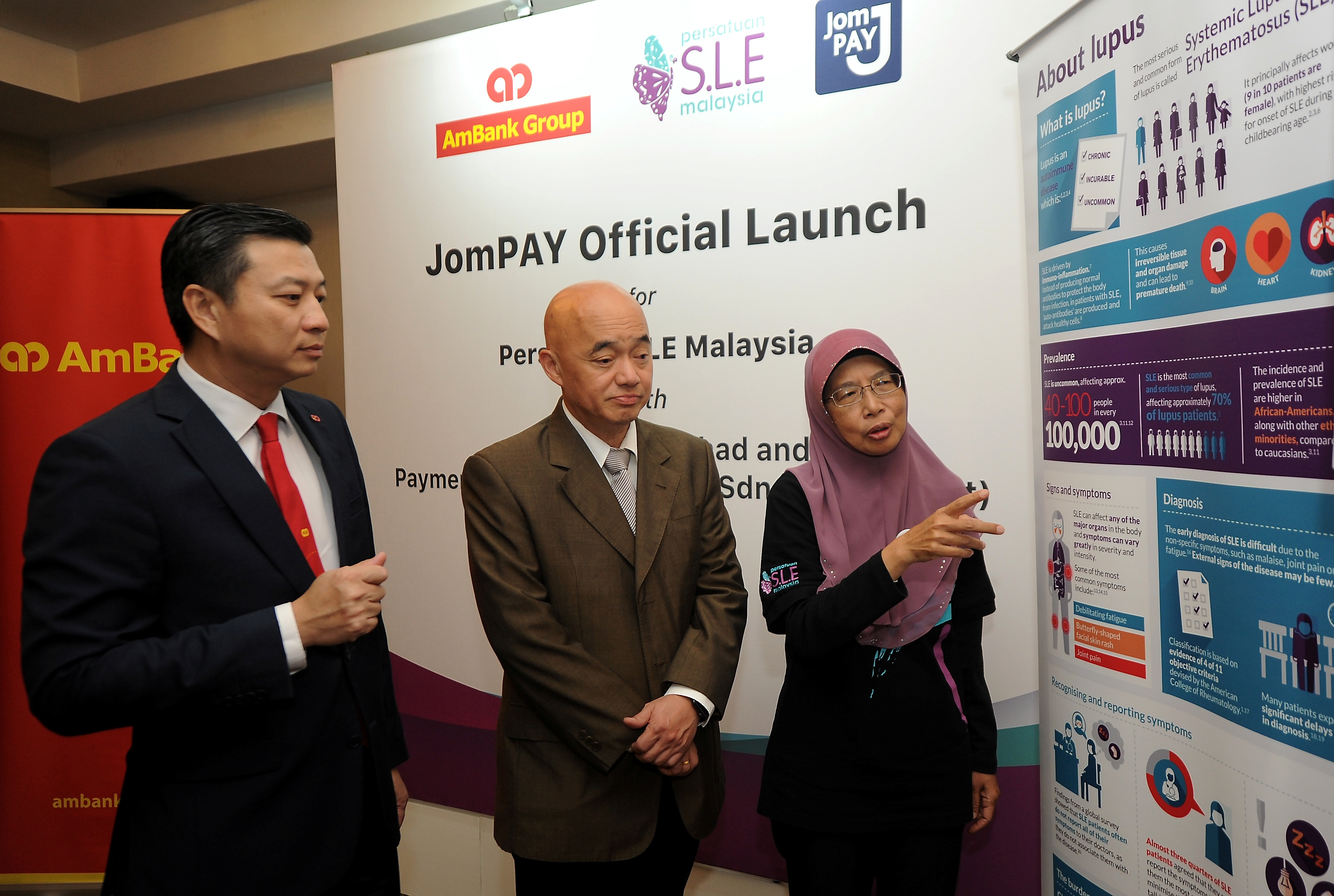 Ambank Joins Hands With Malaysian Sle Association To Enable Online